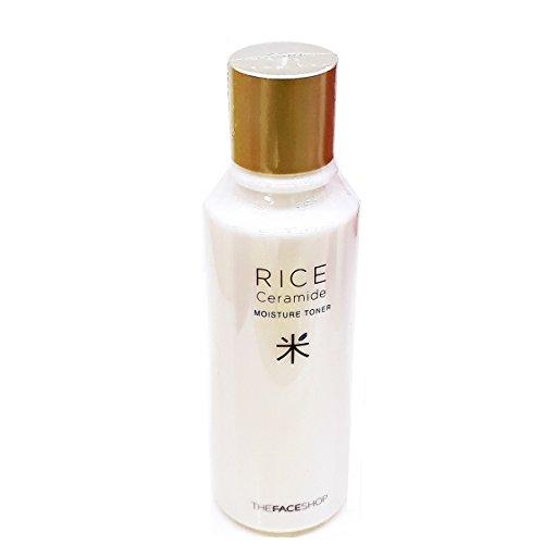 The Face Shop Reis N Ceramid Feuchtigkeitsspendende Emulsion (150Ml 5,0 Us Fl. Oz.) (Feuchtigkeitsspendende Ceramid)