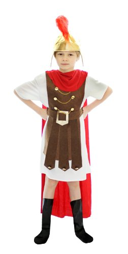 D/UP CHILD ROMAN GENERAL SMALL 4-6 YRS