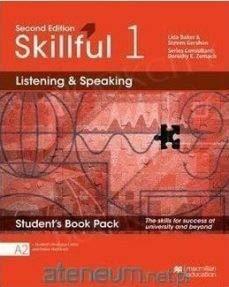 SKILLFUL 1 Listen&Speak Sb Prem Pk 2nd (ELT SKILFULL 2ND)