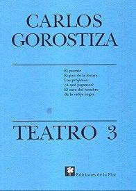 Teatro 3/Play por Carlos Gorostiza