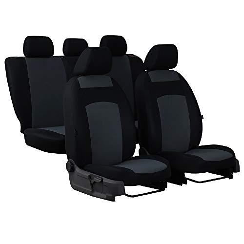 Sitzbezüge Universal Schonbezüge kompatibel mit Peugeot 207