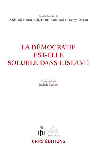 La dmocratie est-elle soluble dans l'islam ?