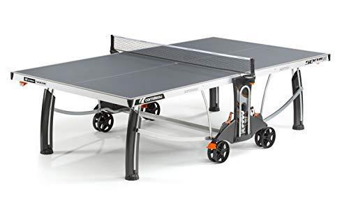 Cornilleau® Tischtennisplatte 500 M Crossover Outdoor grau