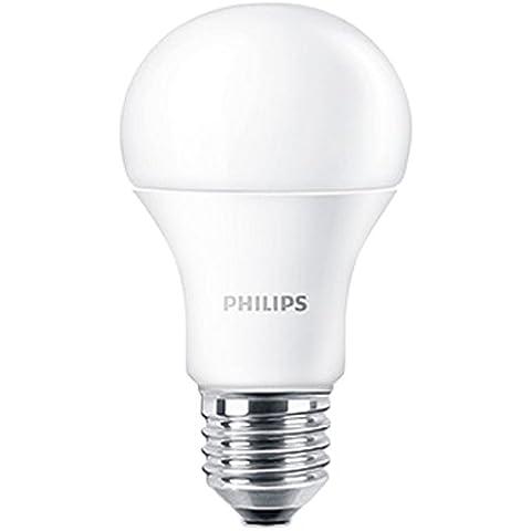 Philips - Bombilla LED, luz blanca cálida, 11,5 W, equivalente a 75 W, casquillo E27, regulable