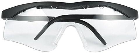 Wilson Compact Design Sleek Deign Squash & Racketball Sports Eyewear Jet Glasses
