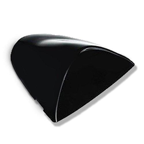 inten Beifahrer Sitz Motor Verkleidung Hard Cover für Kawasaki Ninja ZX6R 2003-2004 Z750 Z1000 2003-2006 (Schwarz) ()