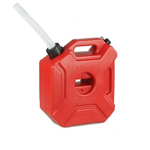 Taniche per Benzina Contenitore per Benzina, Olio Combustibile Universale Benzina Diesel Stoccaggio Serbatoio di Gas Serbatoio di Emergenza,5L