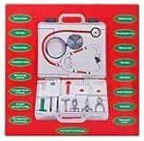 Zephyr medi kid medical kit toy game kid...