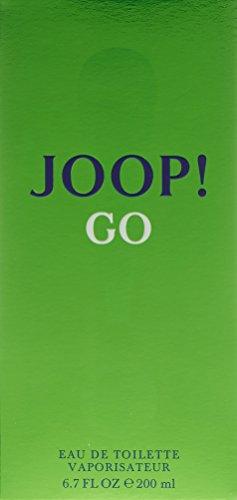 JOOP! Joop Go EDT Vapo 200 ml
