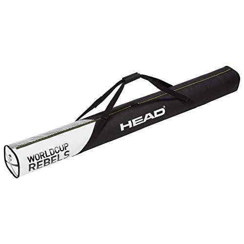 HEAD Unisex's Rebels Single Skitasche, Schwarz, 50 l
