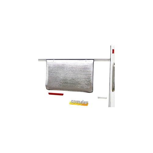 Preisvergleich Produktbild Unbekannt Hindermann Thermomatte für Wohnwagen Luftpolsterfolie, 33788