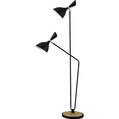 Best Wishes Shop Lámpara de pie Nordic Moderno Minimalista Led Personalidad creativa...