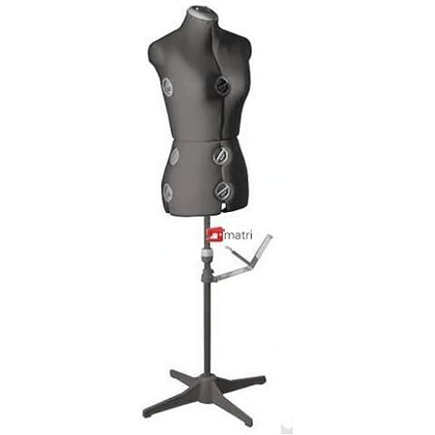 Maniquí de costura totalmente ajustable SIERA 151 - (Talla 40-48)