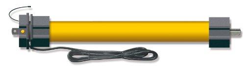 Schellenberg Smart Home Funk-Rohrmotor PREMIUM 10 Nm | 60 mm MAXI, Rolläden bis max. 4,2m² | steuerbar per Fernbedienung & Zeitschaltuhr | App-Steuerung im Smart Home | Ready for Smart Friends