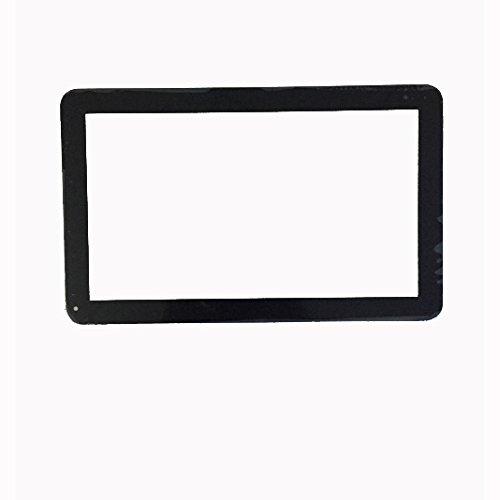 EUTOPING ® Nero Colore 10 1 Centimetro Touch Screen del digitizer per  DigiLand DL1010Q