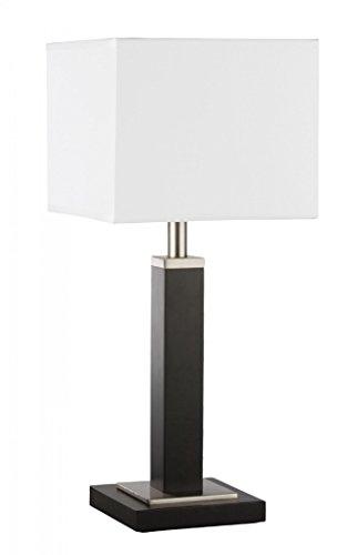 Searchlight Waverley 8877BR Tisch Lampe Einzelne Contemporary