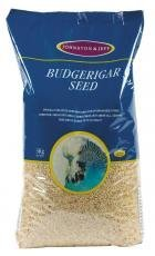 Johnston & Jeff Budgerigar Seed Bird Food 3kg from Johnston and Jeff