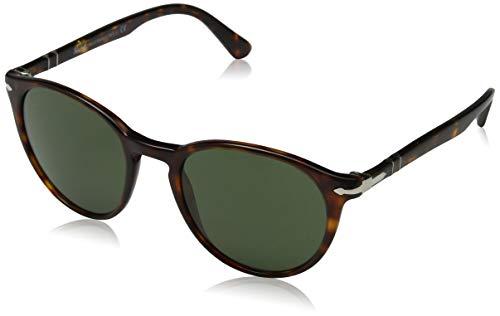 Persol Herren 0Po3152S 901531 52 Sonnenbrille, Braun (Havana/Green),