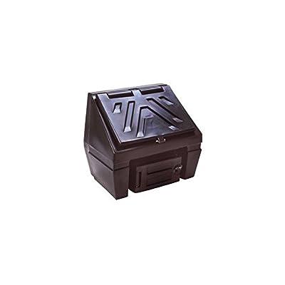 Titan 150KGS COAL BUNKER (BLACK) 3BAG Black