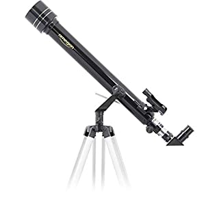 Omegon AC 60/700 AZ-1 refractor telescope with 60mm aperture and 700mm focal length