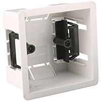 Desaparecido 8381 - portamecanismos empotrable individual en caja de 47 mm - 10 unidades