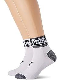 Puma, Chaussettes de Sport Homme (lot de 2)