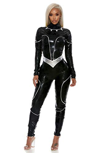 Forplay Women's Wild Cat Hero Fancy Dress Costume X-Small/Small