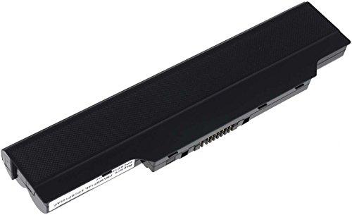 Batteria compatibile per Fujitsu-Siemens LIFEBOOK P770, Li-Ion, 4400mAh, 10,8V, 48Wh,