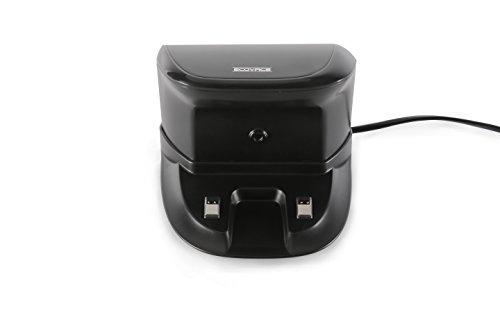Ecovacs D35 - Der schlanke Smarte, nur 5,8 cm hoch, ideal für kleine Flächen -