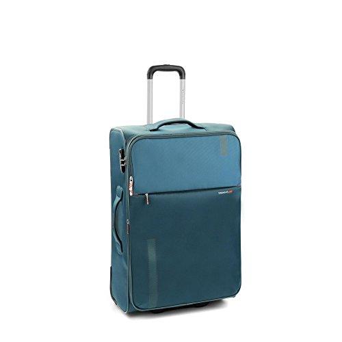 Roncato Trolley Medio M Morbido Speed - cm 67x44x27/31 L 74/78 Espandibile Organizer Interno Chiusura TSA Garanzia 2 anni