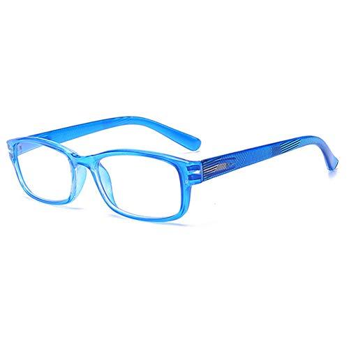 46ff83cc03 YUNCAT Gafas de Lectura Unisex con Lentes de Aumento para Leer Wayfarer.
