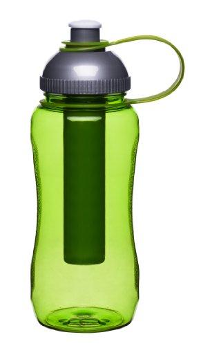 Sagaform Gourde avec infuseur à glace Vert