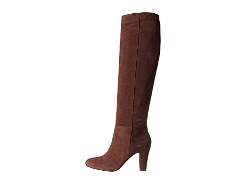 Jessica Simpson Ference Daim Botte Hot Chocolate Split Suede