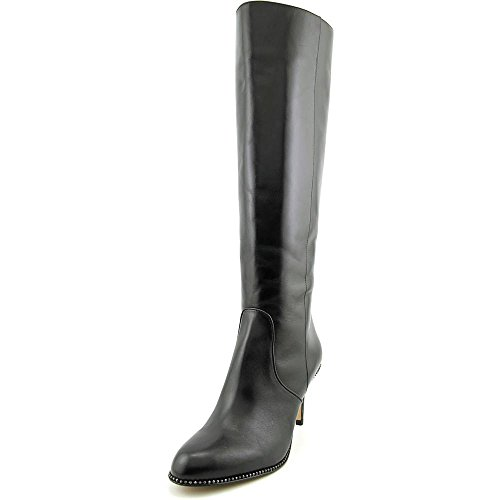 Coach Remi Semi Matte Calf Cuir Botte Black