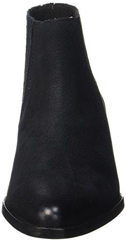 Hudson London Damen Ernest Chelsea Boots Schwarz (Black)