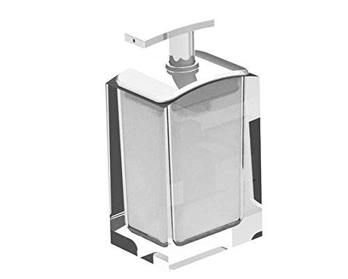 gedy-dispenser-porta-sapone-cromato-con-dispenser-satinato-con-pompetta-cromata-in-resina-da-appoggi