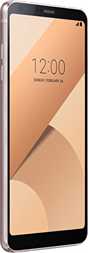 LG G6 Smartphone (14,47 cm (5,7 Zoll) Display, 32 GB Speicher, Android 7.0) Gold