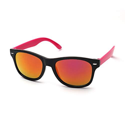 Occhiali da sole Specchio Polarizzata Per bambini stile Classic Bambini e Bambine 100/%UV400 MFAZ Morefaz Ltd