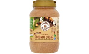 COCONUT MERCHANT Organic Coconut Sugar 1kg 1kg (PACK OF 1)