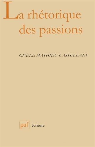 La rhétorique des passions