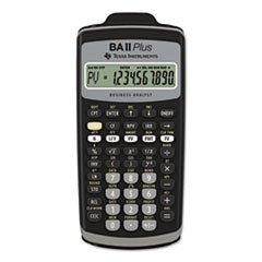 Texas Instruments BA II Plus Taschenrechner