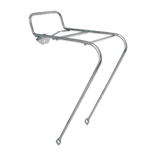 MV-TEK portacesto Vorne für Fahrrad Faltbar 20(Gepäckträger Vorne) (Fahrrad Folding Rack)