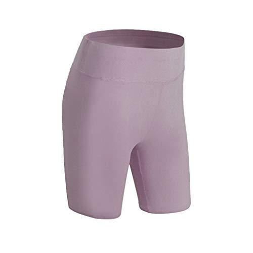 Kurze Leggings Damen,Sommer Flexibel Sport Shorts Elastisch Eignung Yoga Hosen Frauen Beiläufige Fitness Hose Radlerhose Sportleggings Jogginghose Sweathose (Saucony-shorts)
