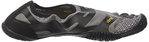 Vibram Five Fingers El-x, Chaussures de Fitness Homme Violet (Grey / Black)