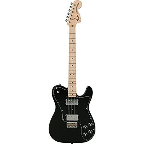Fender Classic Series '72 Telecaster Deluxe BLK · Chitarra elettrica