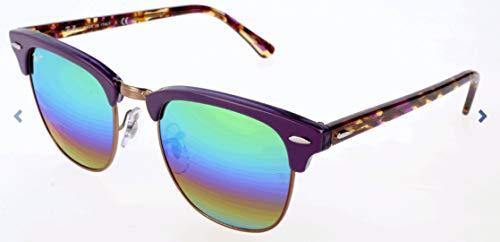 Ray-Ban Unisex-Erwachsene MOD. 3016 Sonnenbrille, Violett, 51