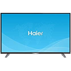 "Haier U49H7000 49"" 4K Ultra HD HDR Smart TV Wifi - Televisor (Netlfix 4K Ultra HD, HDR, A+, 16:9, 3840 x 2160, Negro)"