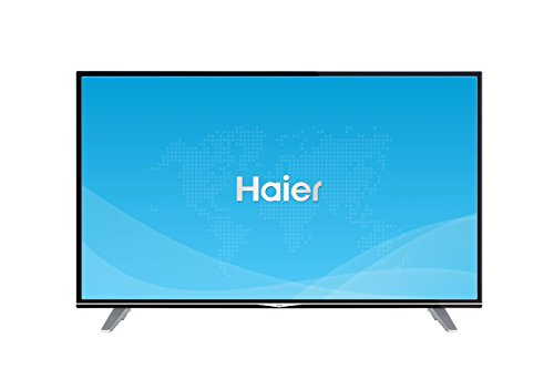 "Haier U49H7000 49"" 4K Ultra HD HDR Smart TV Wifi - TV (Netlfix 4K ULTRA HD, A+, 16: 9, 3840x2160, Nero)"