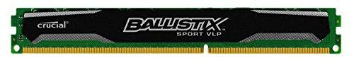 Crucial 8gb Bls8g3d1609es2lx0 Ballistix 240-pin Dimm, Ddr3 Pc3-12800 Memory Module