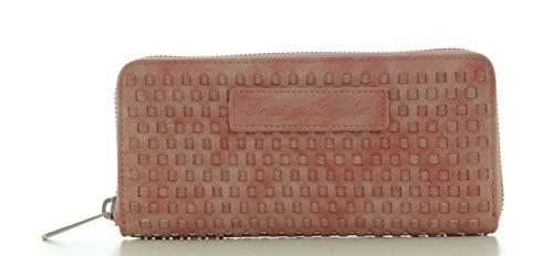 Fritzi aus Preussen Damen Nicole Geldbörse, Pink (Rose), 2.5x9.5x19.5 cm